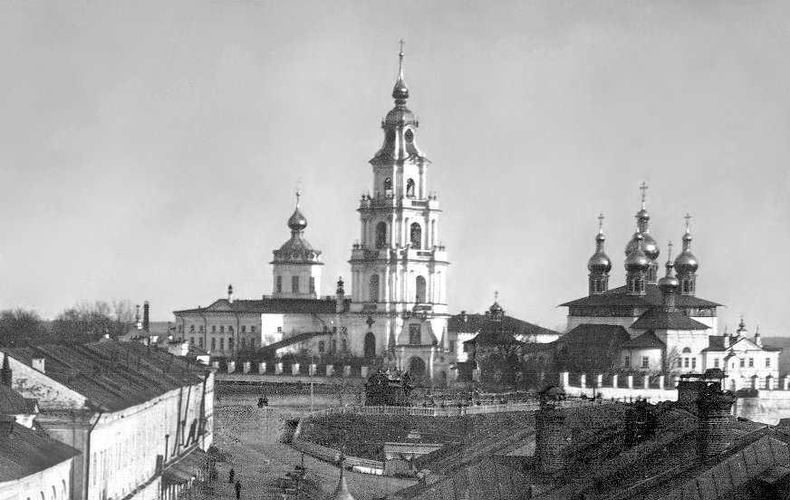 Ансамбль соборов Костромского кремля