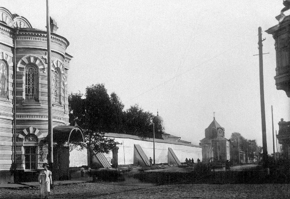 Картинки по запросу старая кострома. Богоявленский женский монастырь.