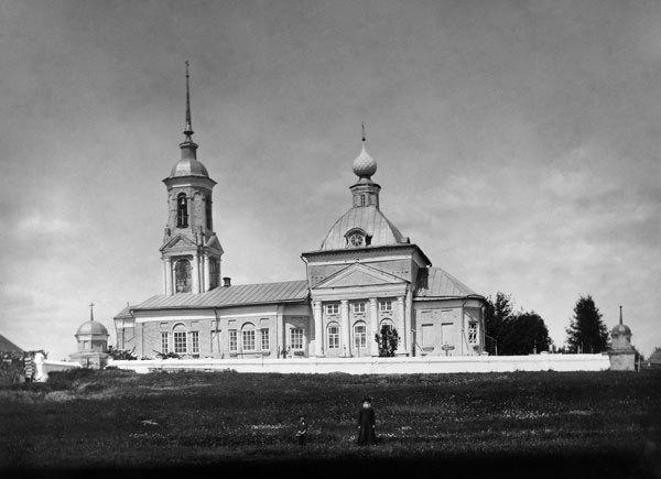 Георгиевский храм в Кореге
