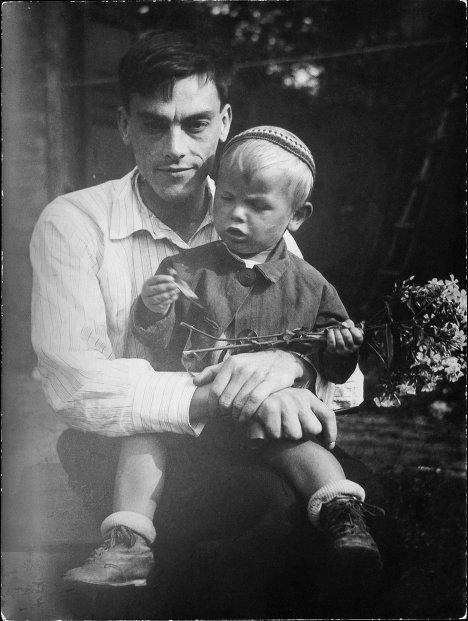Арсений с сыном Андреем