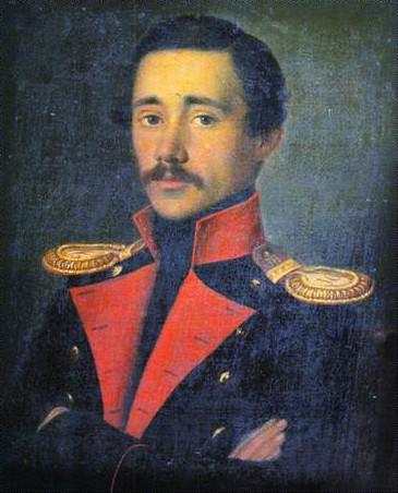 Портрет Е.П.Корнилова