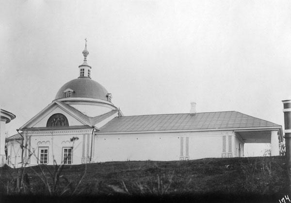 Солигалич, храм, Чалово, Дудин В.А.