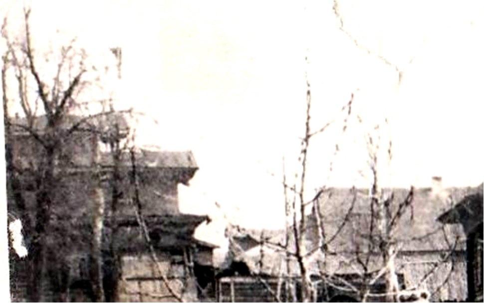 Здание первой сыроварни