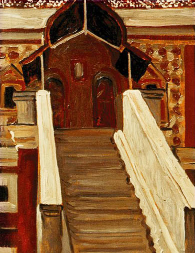 Boyars Romanovs' Chambers