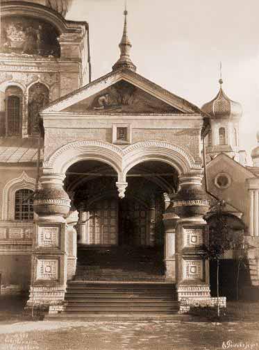 Захария основал церковь Живоначальной Троицы с приделами апостола Филиппа и Ипатия Гангрского, которая дала начало Ипатьевскому монастырю