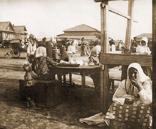 Варнавинская базарная площадь