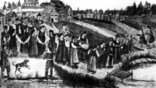 Похороны Костромы