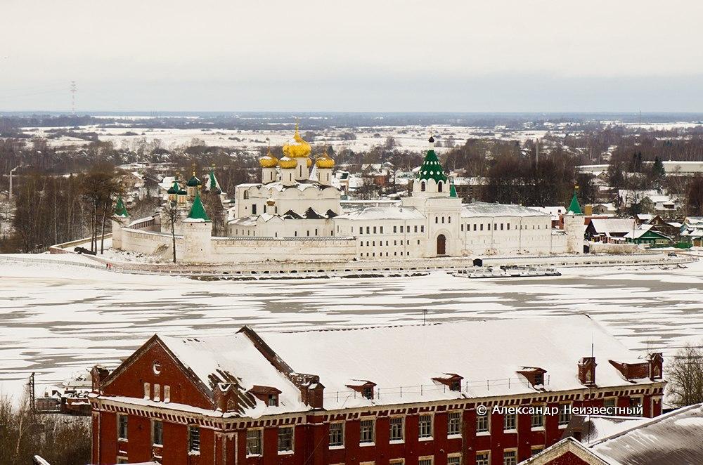 Картинки по запросу ипатьевский монастырь кострома зимой