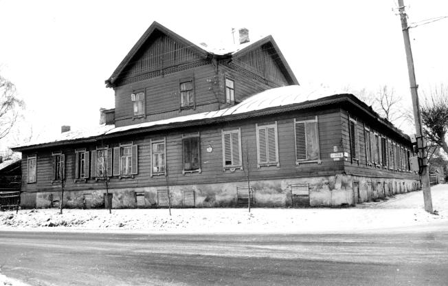 Дом Зузиных, ул. Свердлова 58